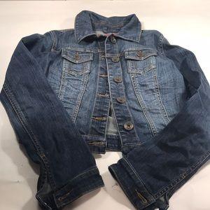 EDC Esprit Denim Jacket size small